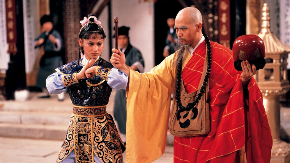 Der Todesstab des Shaolin - Bildquelle: Licensed by peppermint enterprises Ltd. & Co. KG