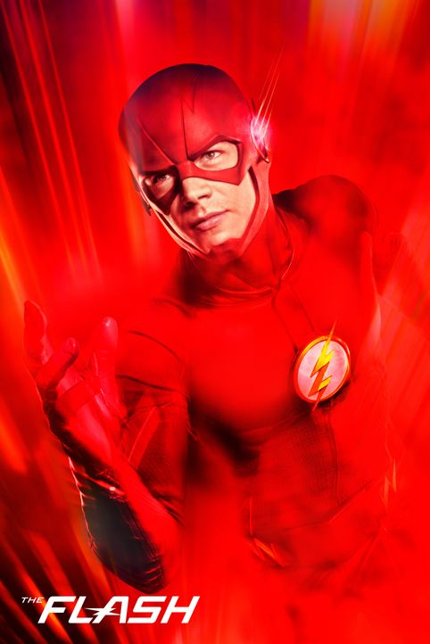 (3. Staffel) - The Flash - Artwork - Bildquelle: 2016 Warner Bros.