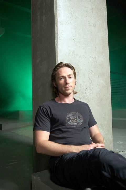Noch ahnt Bruce (Michael Rodgers) nicht, dass im Bermuda Dreieck das wahre Grauen auf ihn wartet ... - Bildquelle: The Sci-Fi Channel