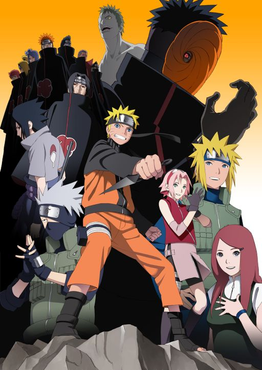 Road to Ninja: Naruto the Movie - Artwork - Bildquelle: 2002 MASASHI KISHIMOTO /2007 Shippuden   NMP 2012