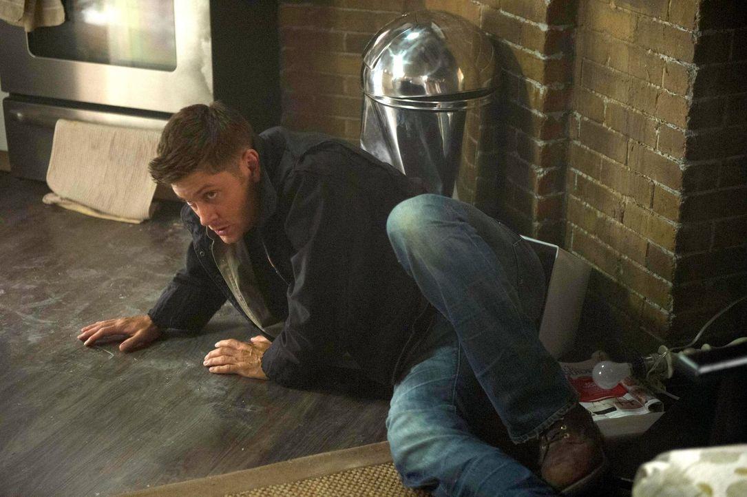 Wird Dean (Jensen Ackles) seinen besten Freund nun endgültig verlieren? - Bildquelle: 2013 Warner Brothers