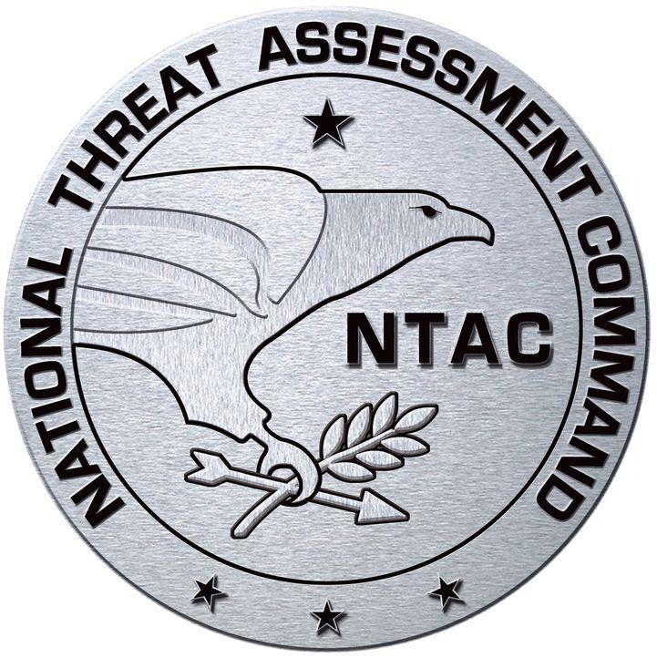 NTAC (National Threat Assessment Command) Logo ... - Bildquelle: Viacom Productions Inc.