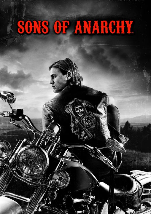 "(1. Staffel) - ""Sons of Anarchy""-Artwork - Bildquelle: 2008 FX Networks, LLC. All rights reserved."
