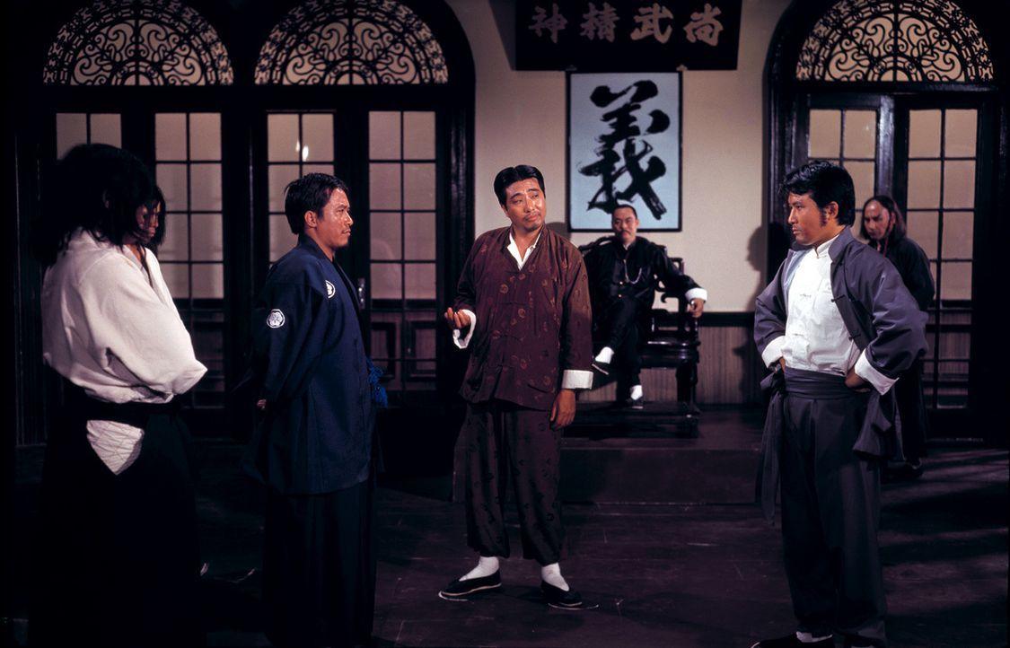 Zhao - Der Unbesiegbare - Bildquelle: Licensed by peppermint enterprises Ltd. & Co. KG