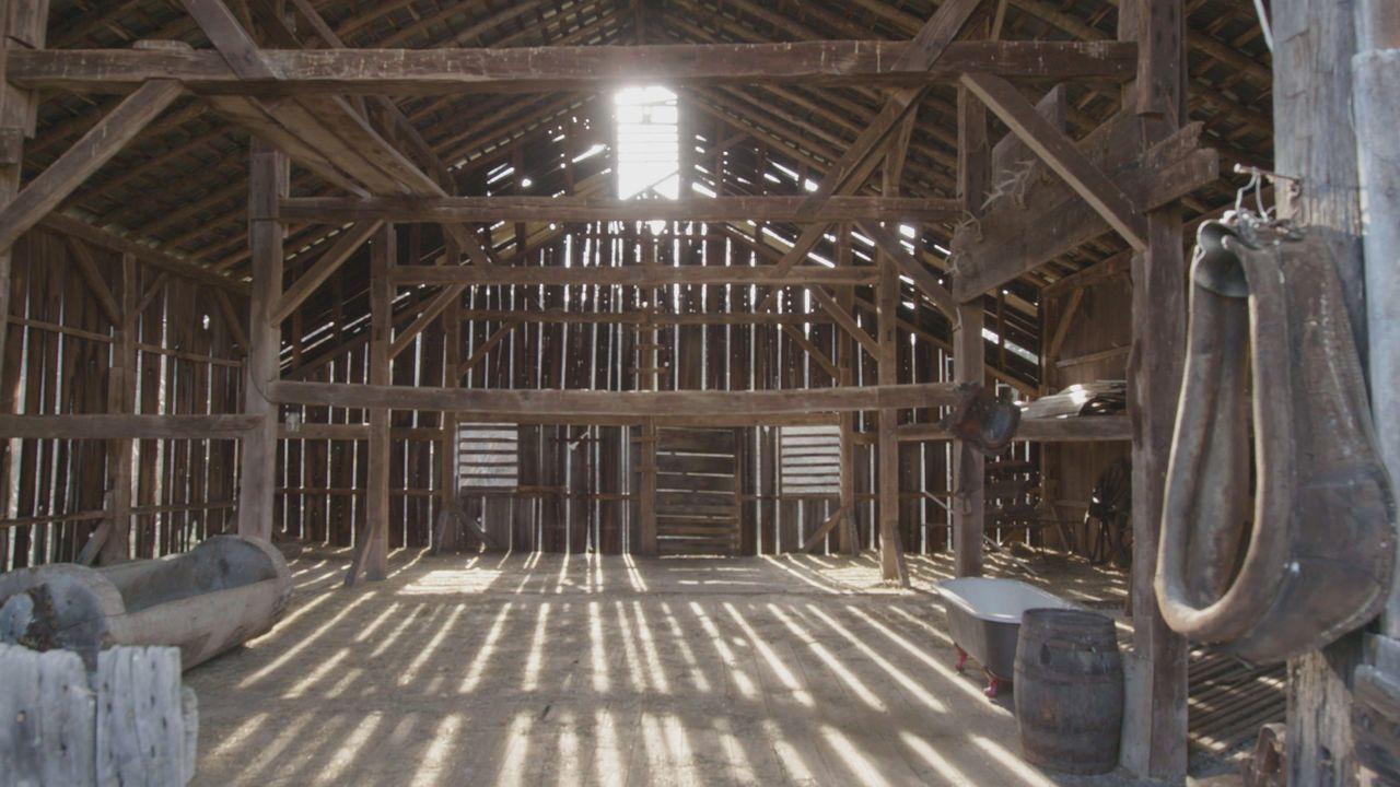 Mark Bowe gründete seine Firma im Jahr 1995. Er und seine langjährige Crew haben mittlerweile mehr als 400 Scheunen und Hütten renoviert. Heute müss... - Bildquelle: 2015, DIY Network/Scripps Networks, LLC. All Rights Reserved.