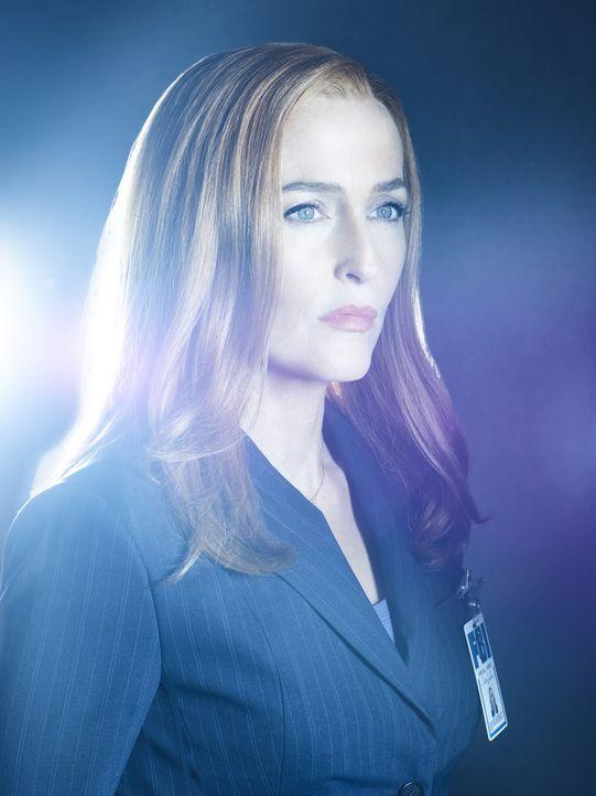 (11. Staffel) - Das Schicksal der Menschheit steht auf Messers Schneide, doch trotz der Suche nach ihrem Sohn, muss sich Scully (Gillian Anderson) a... - Bildquelle: 2018 Fox and its related entities.  All rights reserved.