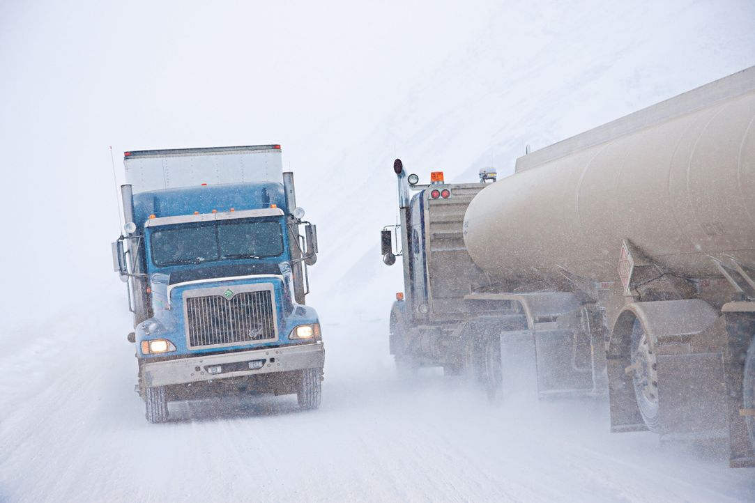 Highway aus Eis - Bildquelle: 2020 A&E Networks, LLC.