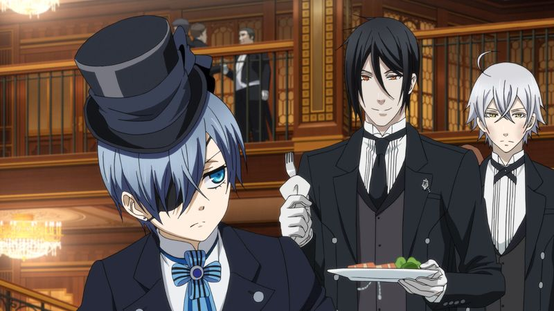 Black Butler - Book of Atlantic - Bildquelle: Yana Toboso/SQUARE ENIX,Project Atlantic