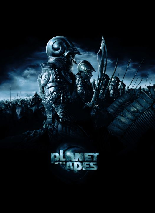 """Der Planet der Affen"" - Plakatmotiv - Bildquelle: 2003 Twentieth Century Fox Film Corporation. All rights reserved."