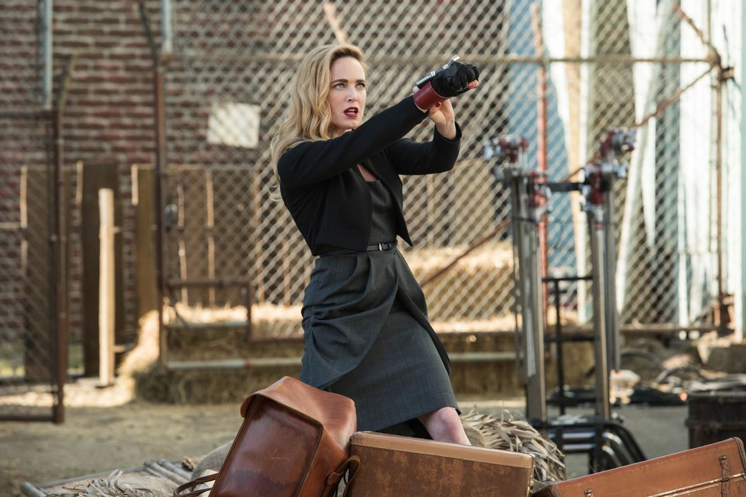 Sara (Caity Lotz) - Bildquelle: Dean Buscher 2018 The CW Network, LLC. All rights reserved. / Dean Buscher
