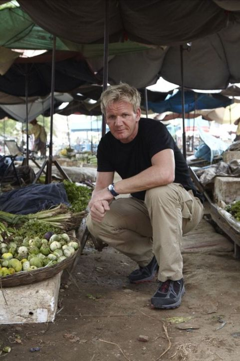 Gordon Ramsay - Bildquelle: One Potato Two Potato MMX