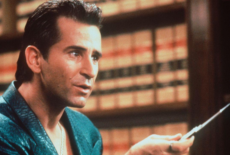 Mafiakiller Barry Muldano (Anthony LaPaglia) droht Mark, ihn, seine Mutter und Ricky umzubringen ... - Bildquelle: Warner Bros.