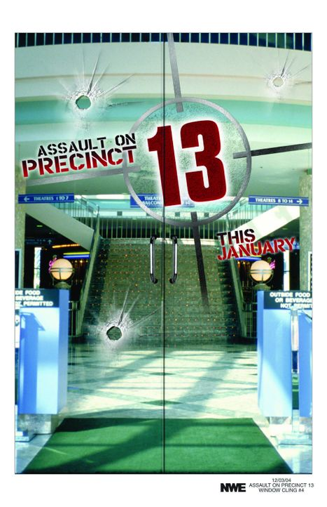 Das Ende - Assault on Precinct 13