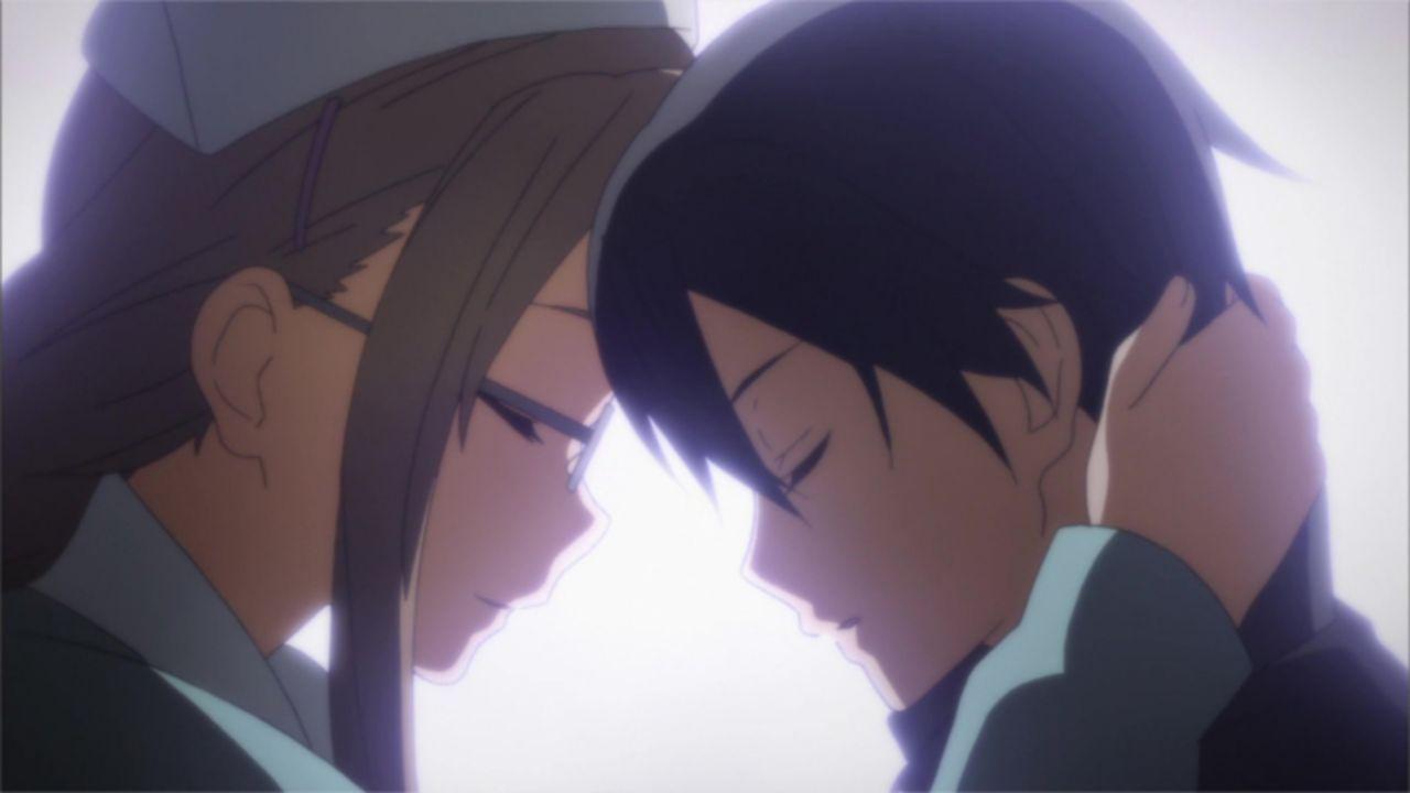 Kirito und Sinon gönnen sich eine Pause. Außerdem stellen sie Vergangenheit ... - Bildquelle: REKI KAWAHARA/PUBLISHED BY KADOKAWA CORPORATION ASCII MEDIA WORKS/SAO II Project