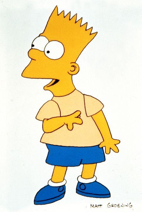 (4. Staffel) - Der Schrecken seiner Eltern, Schwestern und Lehrer: Bart Simpson. - Bildquelle: und TM Twentieth Century Fox Film Corporation - Alle Rechte vorbehalten