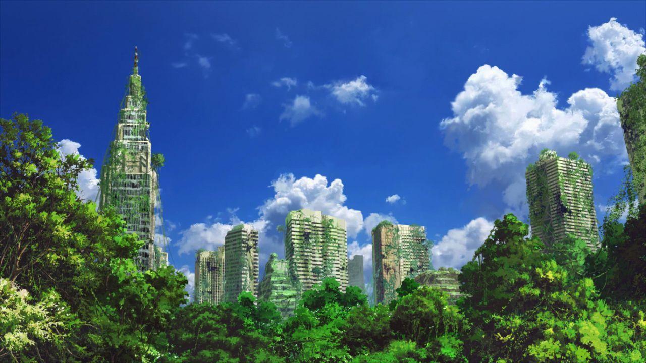 Stone World - Bildquelle: Kome Studio, Boichi/SHUEISHA, Dr.STONE Project