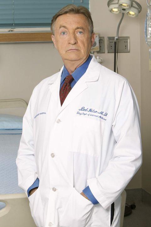 (4. Staffel) - Chefarzt Dr. Bob Kelso (Ken Jenkins) fordert von seinen Leuten totalen Einsatz ... - Bildquelle: Touchstone Television