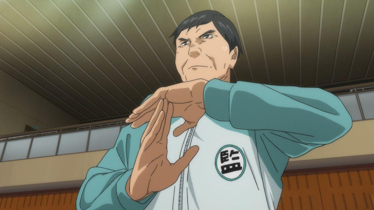 "Nobuteru Irihata - Bildquelle: H. Furudate / Shueisha, ""HAIKYU!! 2nd Season"" Project, MBS  All Rights Reserved."