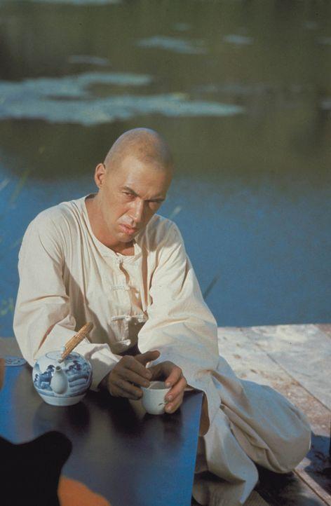 Nachdem er den Neffen des Kaisers getötet hat, begibt sich Caine (David Carradine) auf die Flucht. Er landet im Wilden Westen Amerikas ... - Bildquelle: Warner Bros.