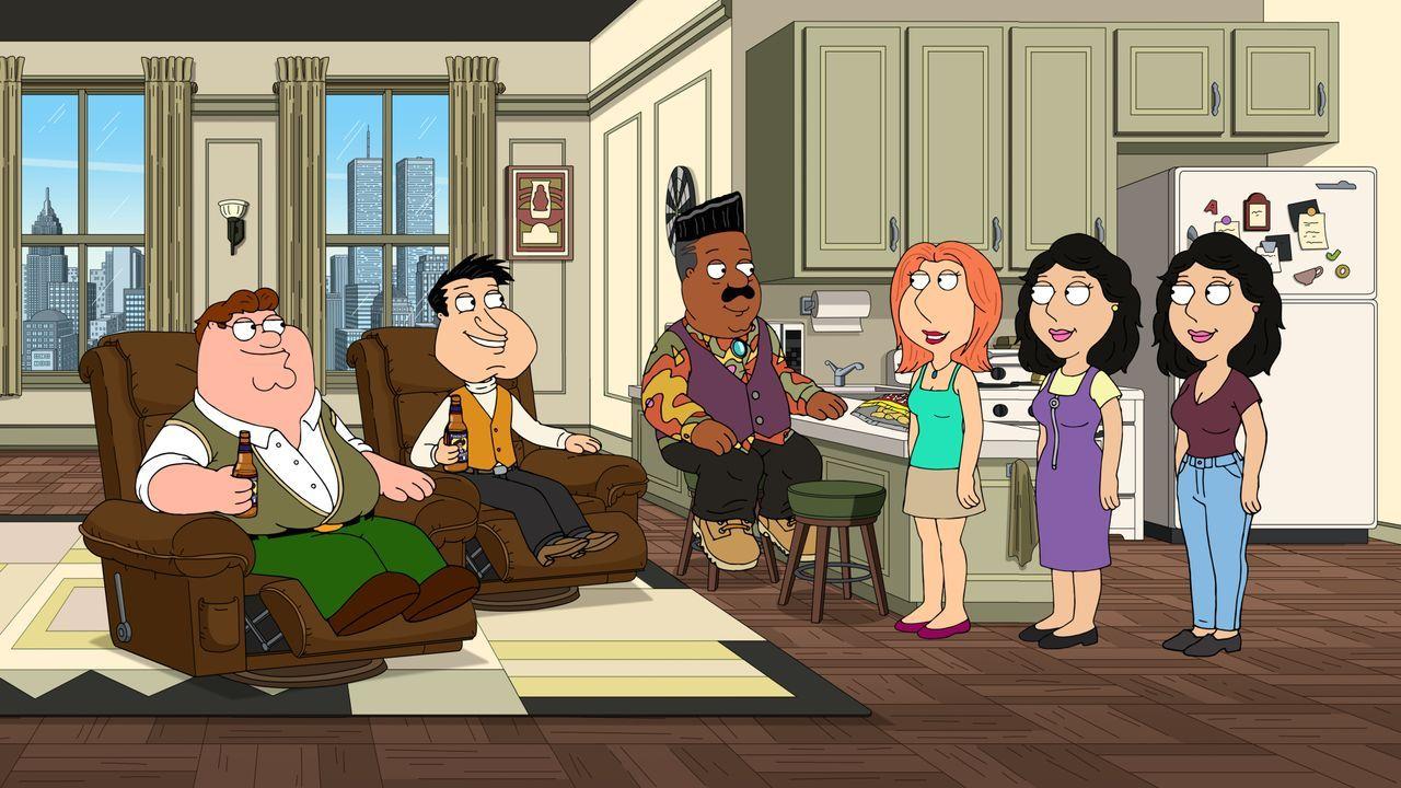 Die Hochzeit von Peter und Lois - Bildquelle: 2020-2021 Twentieth Century Fox Film Corporation. All rights reserved.