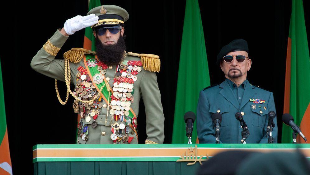 Der Diktator - Bildquelle: Melinda Sue Gordon 2012 Paramount Pictures.  All Rights Reserved.