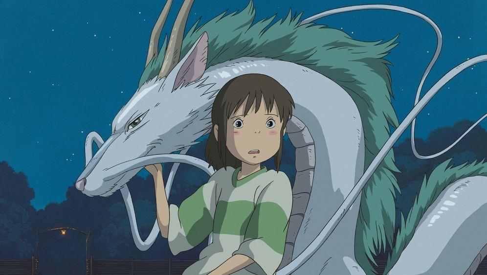 Chihiros Reise ins Zauberland - Bildquelle: Wild Bunch