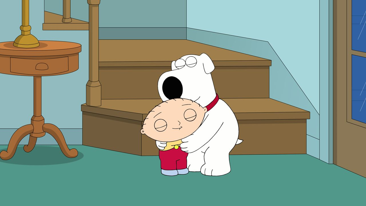 Stewie Griffin (l.), Brian Griffin (r.) - Bildquelle: 2018-2019 Fox and its related entities. All rights reserved.