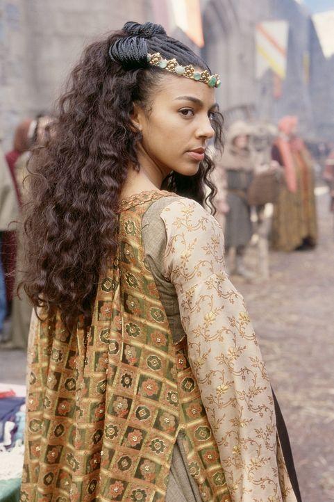 Lehnt sich gegen ihren Landesfürsten auf: Edelfräulein Victoria (Marsha Thomason) ... - Bildquelle: 20th Century Fox