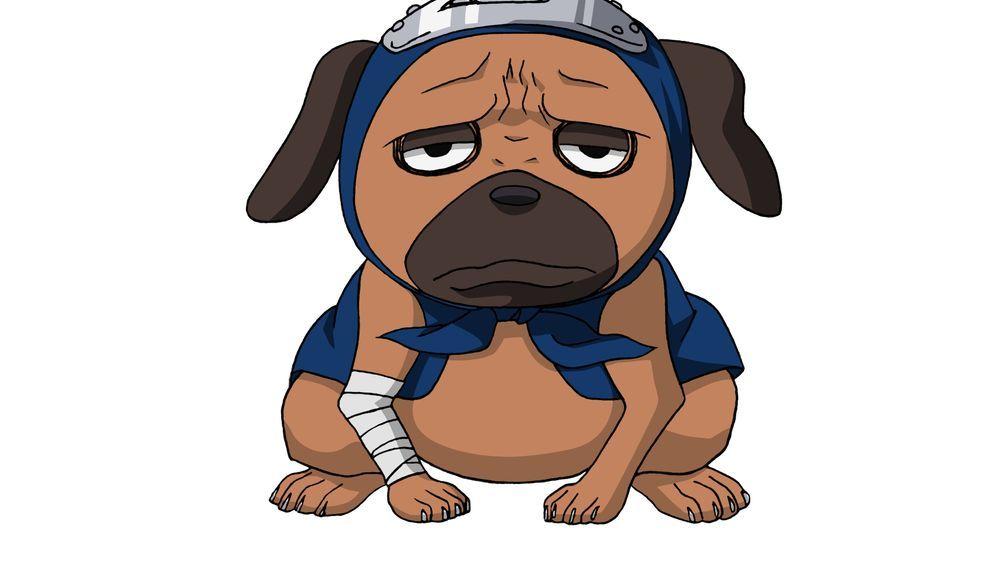 Naruto Shippuden - Narutos Gegenangriff: Gib niemals auf ...
