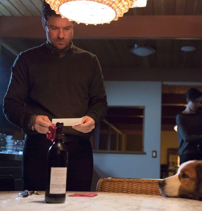 Als sein alter Schulfreund Gordo plötzlich auftaucht und in Simons (Jason Bateman) Leben tritt, bekommt dieser es mit der Panik zu tun. Er hat ein d... - Bildquelle: Matt Kennedy 2015 STX Productions, LLC. All rights reserved.