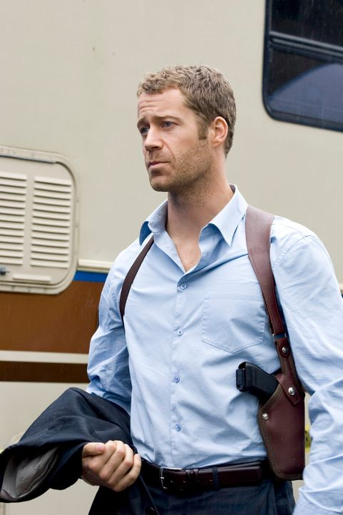 Durch Zufall landet Jack Carter (Colin Ferguson) in Eureka, einem kleinen Städtchen, in dem alles etwas anders ist ... - Bildquelle: Universal Television