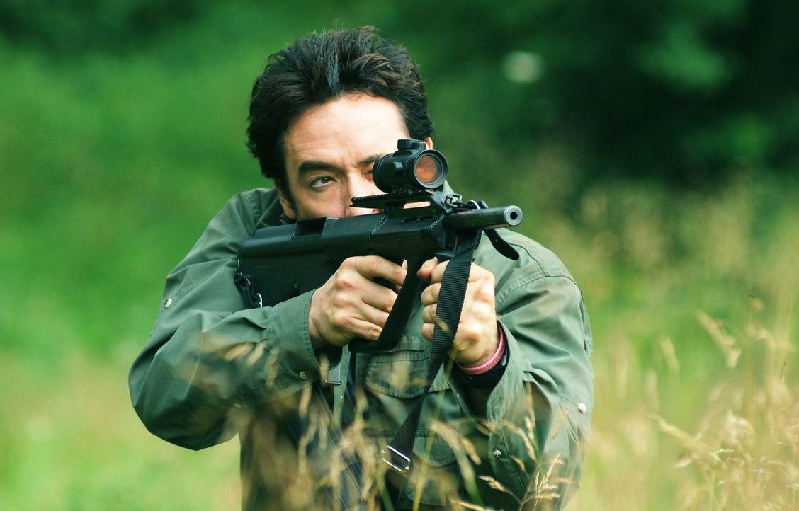 Hat den Feind im Visier: Ray (John Cusack) ... - Bildquelle: Millennium Films