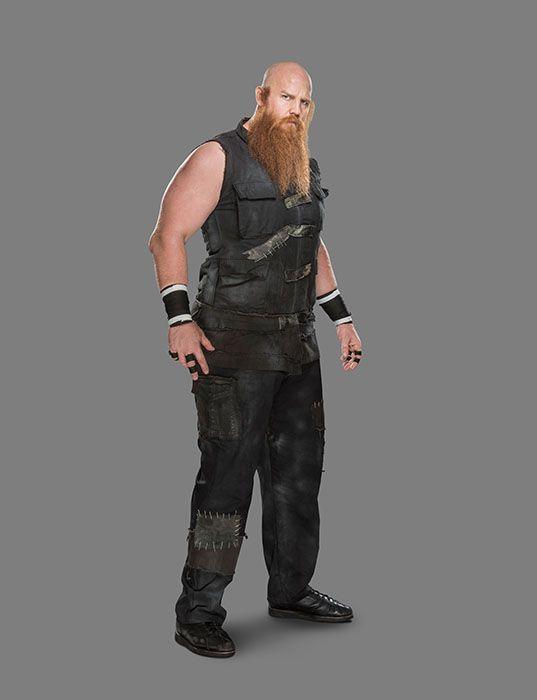 Rowan_09132016mm_0294 - Bildquelle: 2016 WWE, Inc. All Rights Reserved.