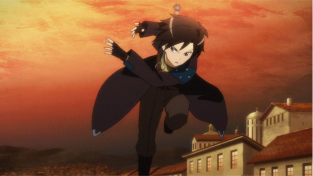 Auf der Suche nach Kains und Yurukos Mörder hat Kirito (Bild) schließlich eine brillante Idee ... - Bildquelle: REKI KAWAHARA/ASCII MEDIA WORKS/SAO Project