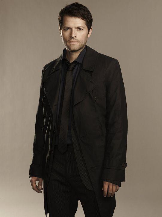 (6. Staffel) - Supernatural: Castiel (Misha Collins) - Bildquelle: Warner Bros. Television