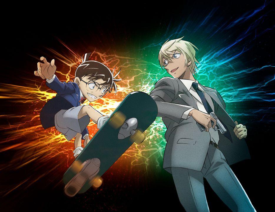 Detektiv Conan: Zero der Vollstrecker - Artwork - Bildquelle: 2018 GOSHO AOYAMA/DETECTIVE CONAN COMMITTEE All Rights Reserved