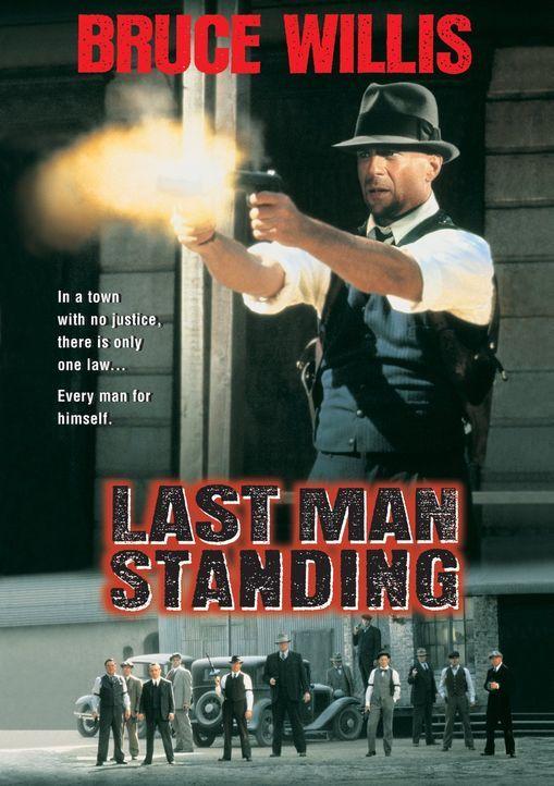 Last man standing - Plakat - Bildquelle: New Line Productions, Inc.