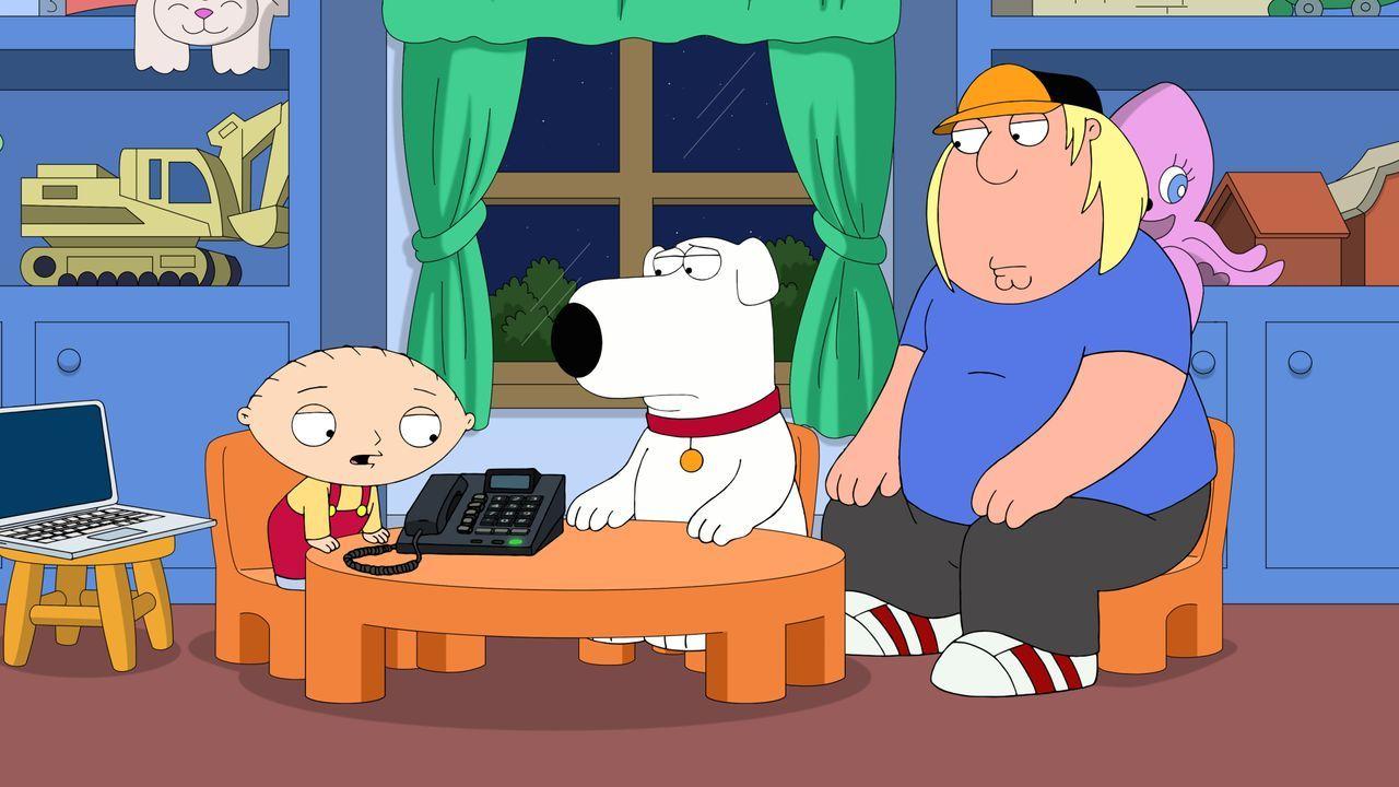 Peter im Home Office - Bildquelle: 2020-2021 Twentieth Century Fox Film Corporation. All rights reserved