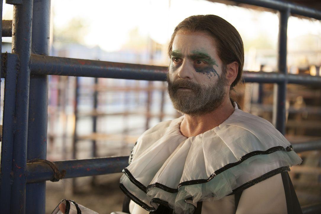 Auf der Flucht vor der Polizei erinnert sich Chip (Zach Galifianakis) an die glorreichen Tage als Rodeo Clown ... - Bildquelle: 2017 Fox and its related entities.  All rights reserved.