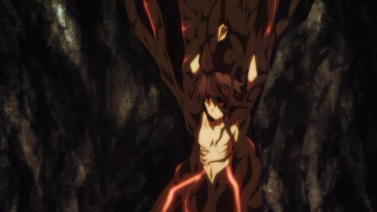 Chaos dragon nackt