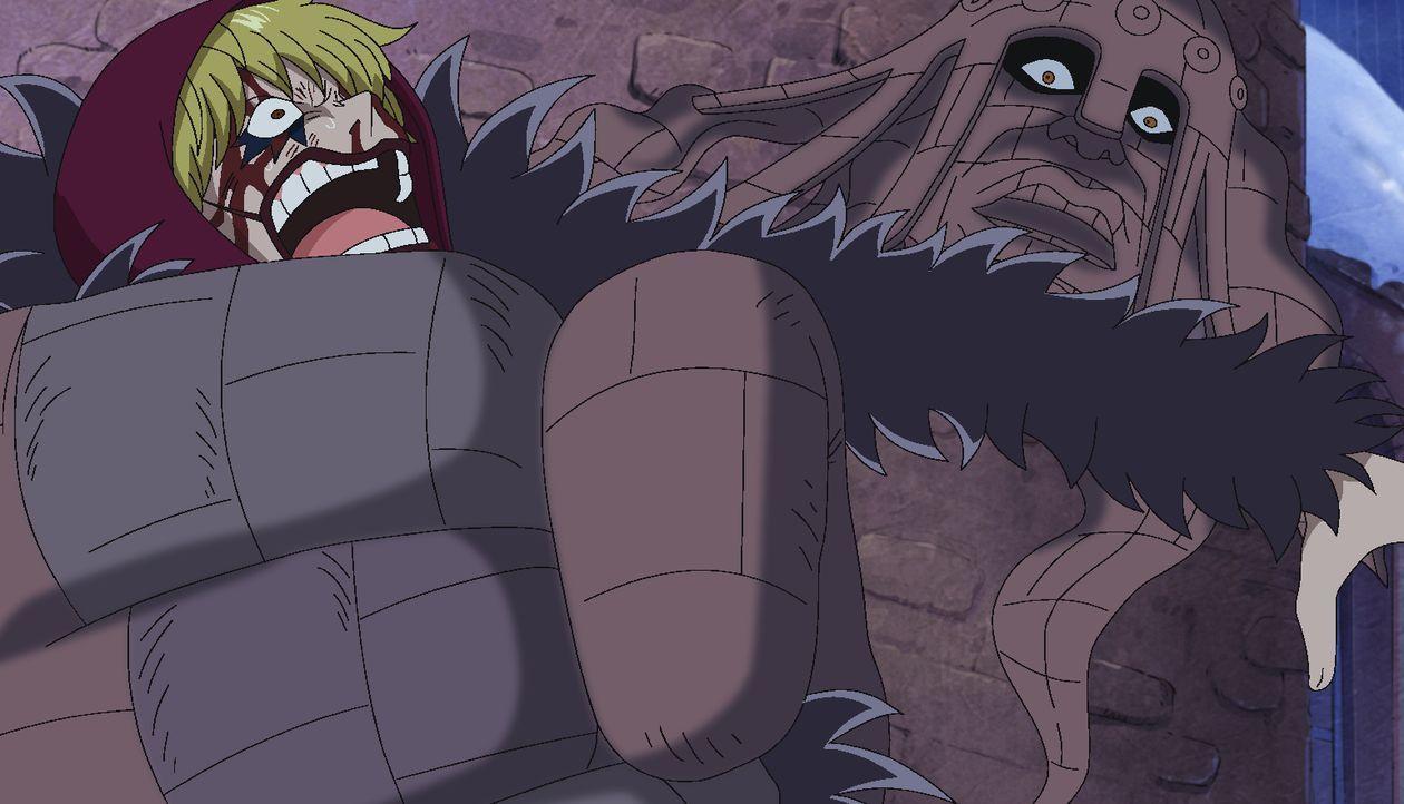 Corazon (l.); Pica (r.) - Bildquelle: Eiichiro Oda/Shueisha, Toei Animation