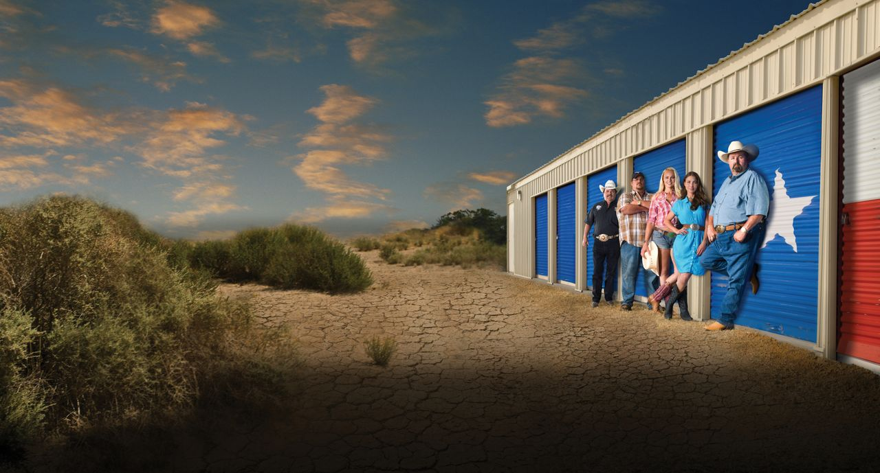 Storage Wars - Artwork - Bildquelle: A&E Television Networks.   All Rights Reserved.