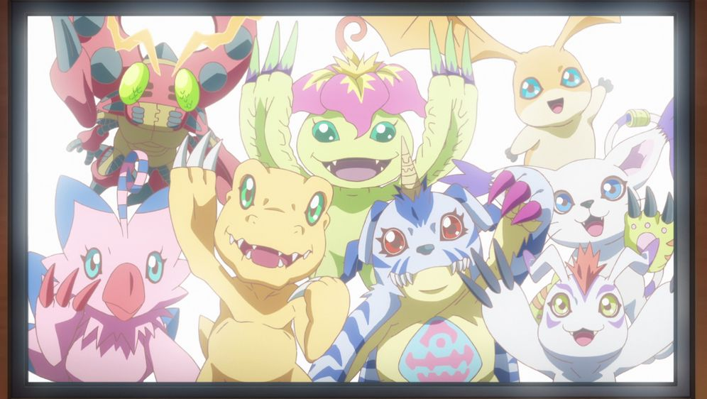 Digimon Adventure Tri. Chapter 3 - Confession - Bildquelle: 2015 Toei Animation Co., Ltd.