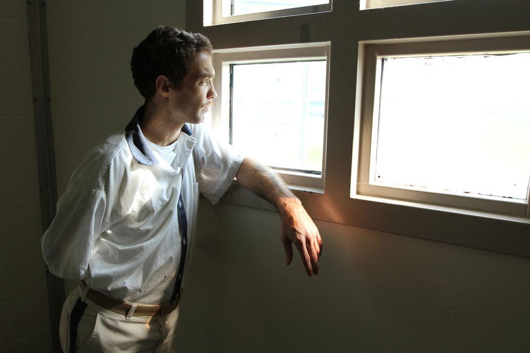 Nach elf Jahren im Knast hat Elliot Crowl vor allem vor einem Angst: der mögliche Rückfall in alte Verhaltensmuster ... - Bildquelle: Josh Fowler part2pictures