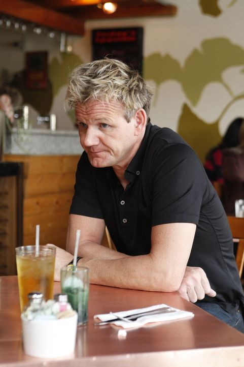 Gordon Ramsay - Bildquelle: Greg Gayne 2009 ITV Studios, Inc. all rights reserved. / Greg Gayne