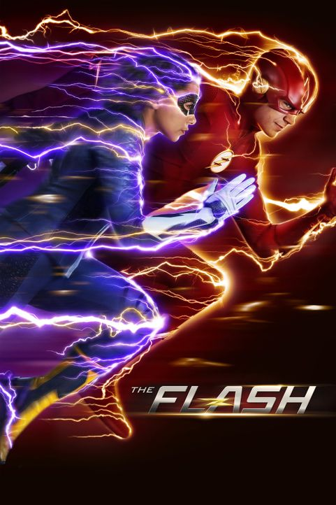 (5. Staffel) - The Flash - Artwork - Bildquelle: 2018 The CW Network, LLC. All rights reserved.