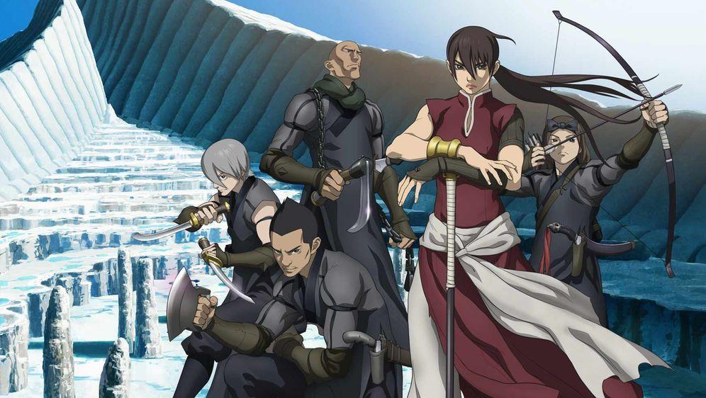 - Bildquelle: Naoko Uehashi / KAISEI-SHA / Guardian of the Spirit Committee