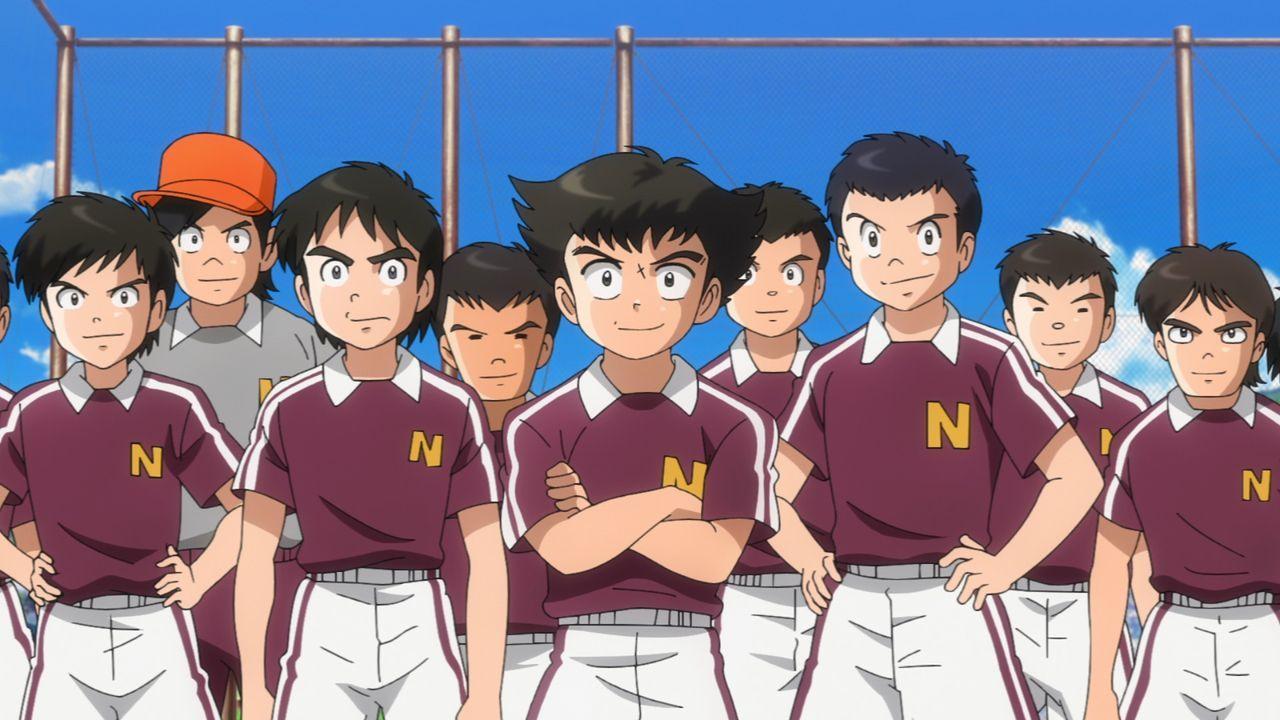 FC Nishigaoka - Bildquelle: YOICHI TAKAHASHI/SHUEISHA, 2018 CAPTAIN TSUBASA COMMITTEE