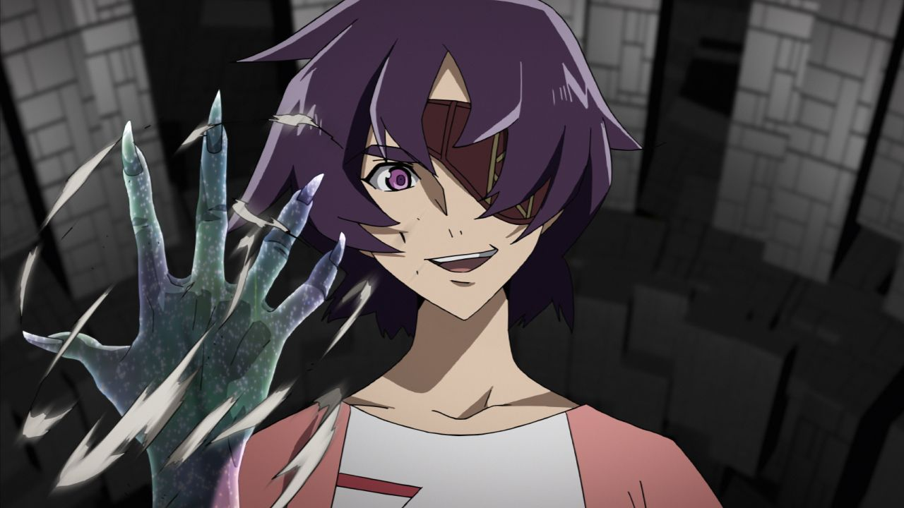 Mirai Nikki: Redial - Bildquelle: Sakae ESUNO KADOKAWA SHOTEN CO., LTD./Twelve Future diary holders