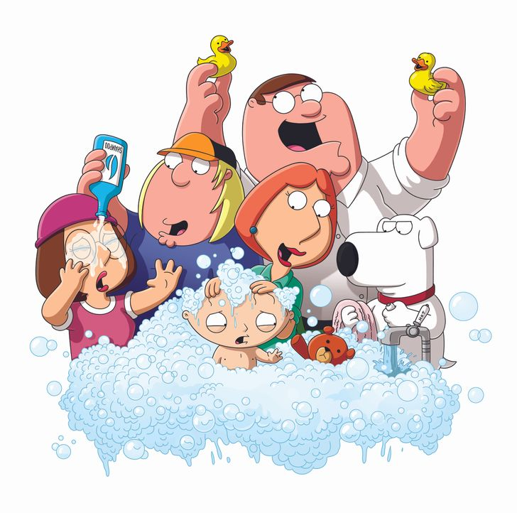 (18. Staffel) - Family Guy - Artwork - Bildquelle: 2018-2019 Fox and its related entities. All rights reserved.